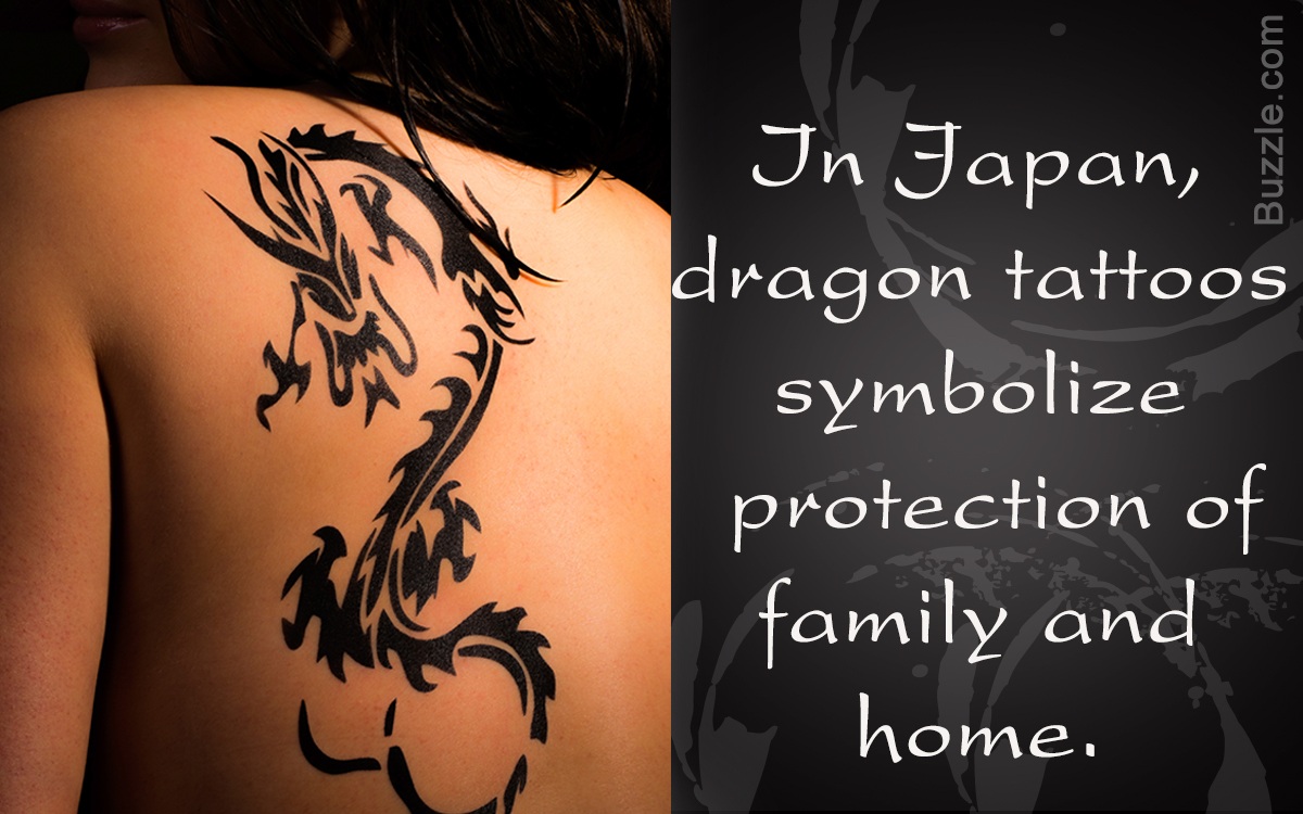 You Ll Want To Read These Meanings Of A Dragon Tattoo For Sure Thoughtful Tattoos