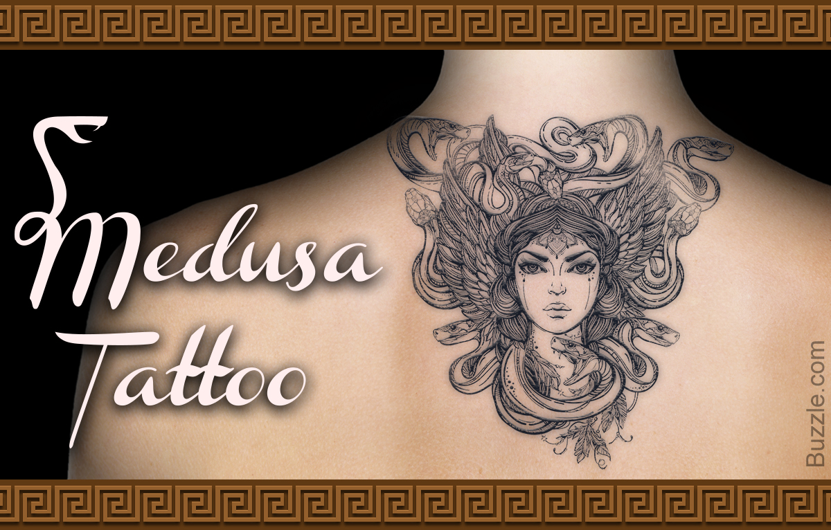 Medusa Tattoo Meanings And Tantalizing Design Ideas Just For