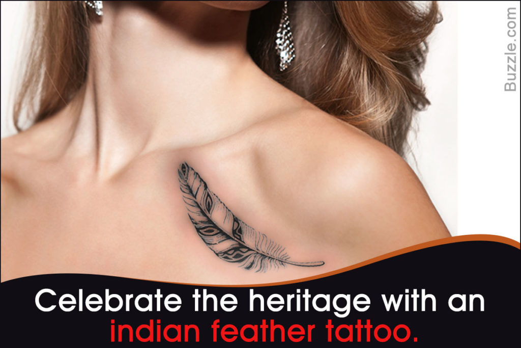 Enthralling Design Ideas And Meanings Of Indian Feather Tattoos Thoughtful Tattoos