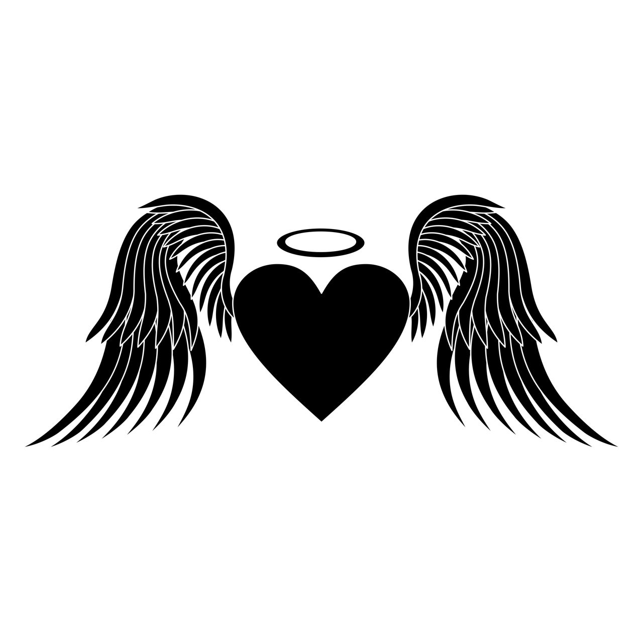 Heart With Wings Tattoo Meaning